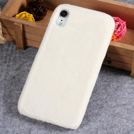 Husa iPhone XR 6.1'' Fluffy Fur Alba