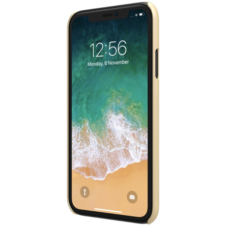 Husa iPhone XR 6.1'' Frosted Shield, Nillkin Aurie