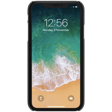 Husa iPhone XR 6.1'' Frosted Shield, Nillkin Neagra