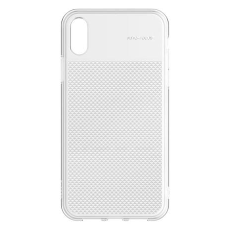 Husa iPhone XR Glistening, Baseus Transparenta