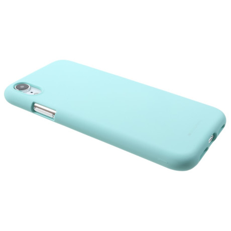 Husa iPhone XR 6.1'' Jelly Soft, Goospery Albastra