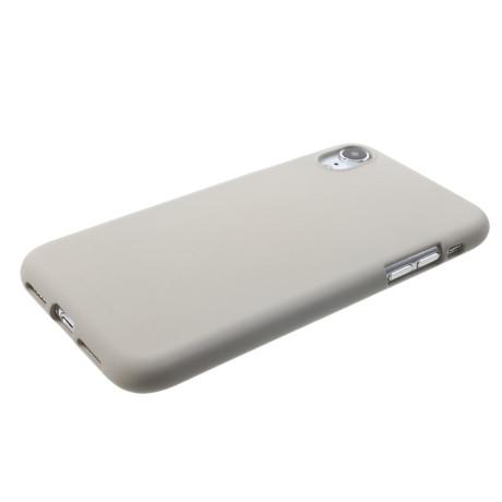 Husa iPhone XR 6.1'' Jelly Soft, Goospery Nude
