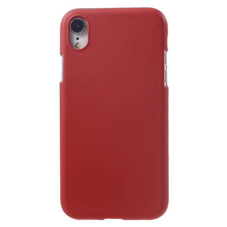 Husa iPhone XR 6.1'' Jelly Soft, Goospery Rosie