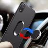 Husa iPhone XR 6.1'' Magnetic Finger Ring Neagra