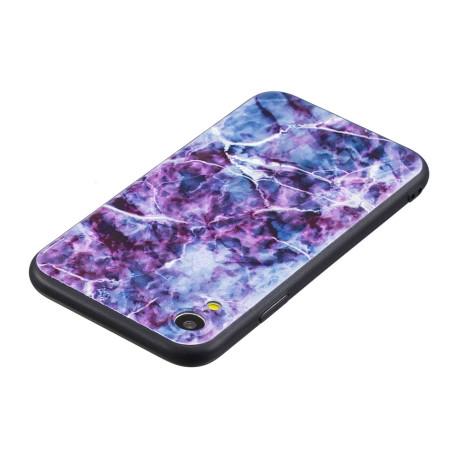Husa iPhone XR Printing Embossed Marble Texture