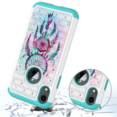 Husa iPhone XR 6.1'' Printing Rhinestone - Dream Catcher