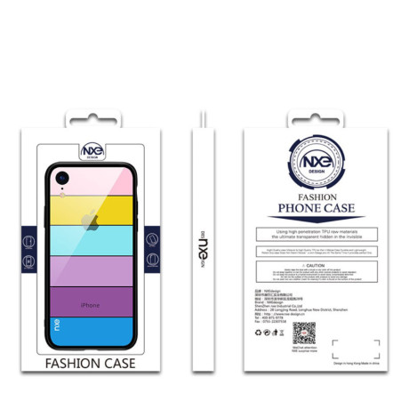 Husa iPhone XR 6.1'' Printing Stripes - Style C NXE