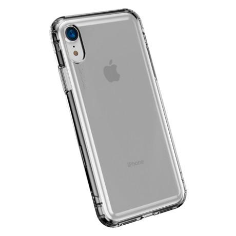 Husa iPhone XR Safety Airbags Transparenta Baseus