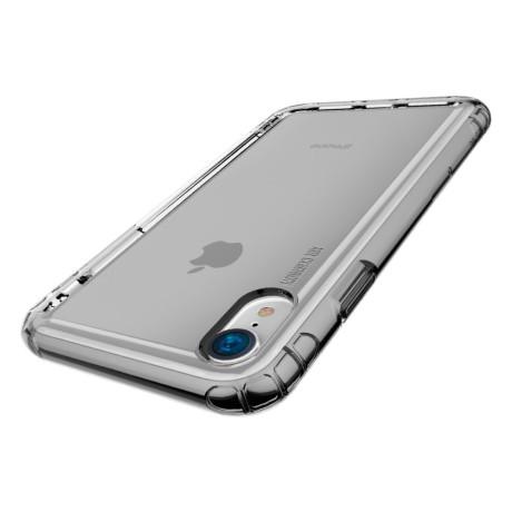 Husa iPhone XR 6.1'' Safety Airbags Transparenta Baseus