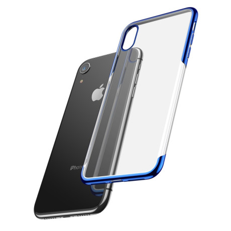 Husa iPhone XR 6.1'' Shining Series Albastra Baseus