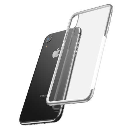 Husa iPhone XR Shining Series Argintie Baseus
