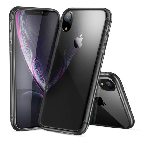 Husa iPhone XR Light Series Clear, DUX DUCIS Neagra