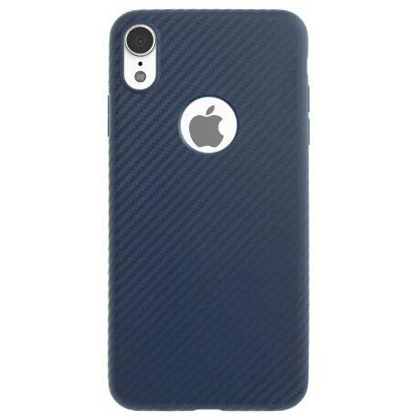 Husa iPhone XR, Hoco Delicate Shadow Albastra