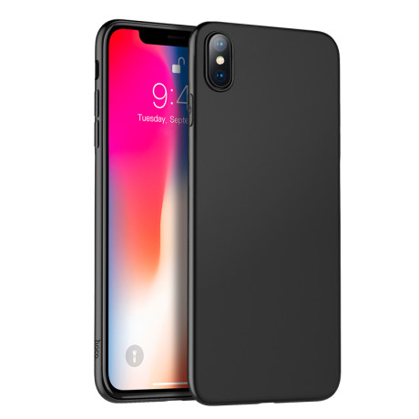 Husa iPhone XR , Hoco Fascination Neagra