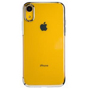 Husa iPhone XR Shining , Baseus Argintiu