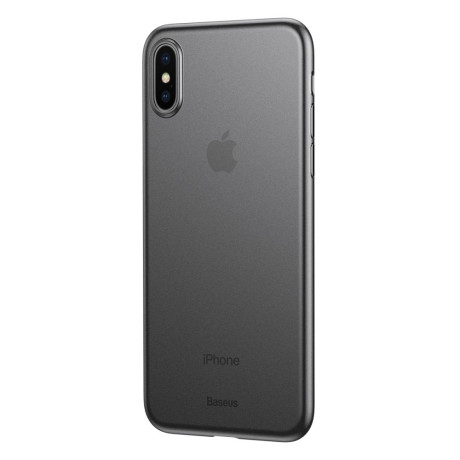 Husa iPhone XS 5.8'' Baseus Wing Series Fumurie