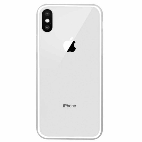 Husa iPhone XS 5.8'', Clear NXE, Alba