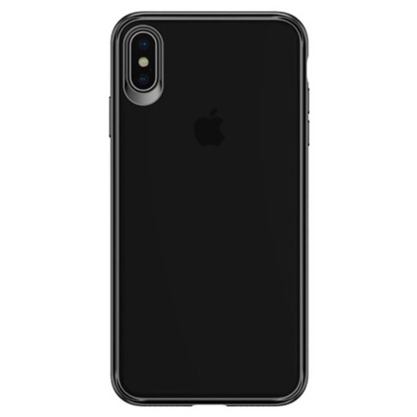 Husa iPhone XS 5.8'', Mant Series, Usams, Neagra