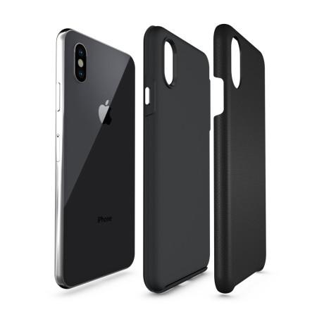 Husa iPhone XS Max Armor, Neagra
