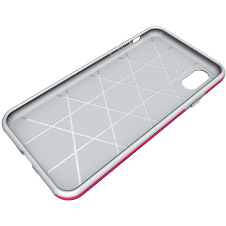 Husa iPhone XS Max 6.5'' Armor, Roz