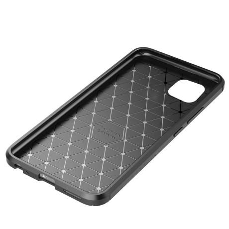 Husa iPhone XS Max, Beetle Series Carbon Fiber, Neagra