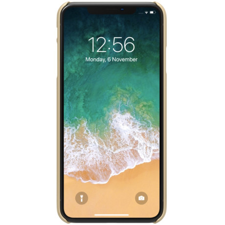 Husa iPhone XS Max Frosted Shield Nillkin Aurie