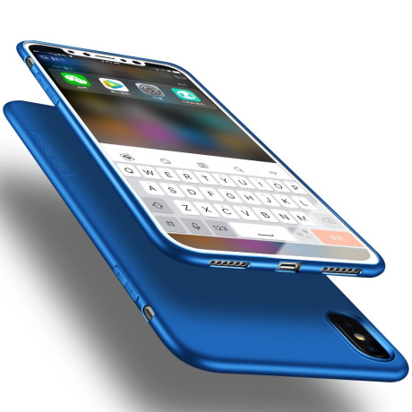 Husa iPhone XS Max 6.5'' Guardian Series Albastra X-Level