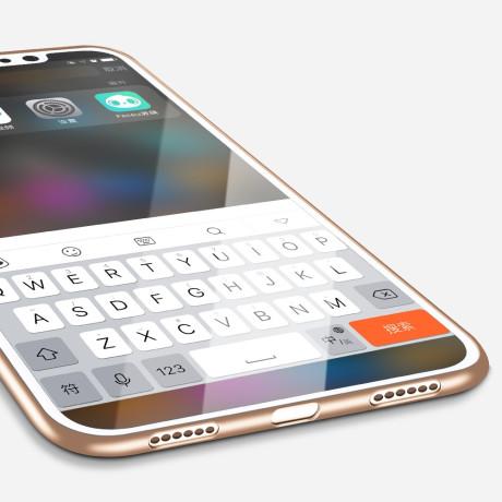 Husa pentru iPhone XS Max Guardian Series Aurie X-Level