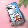 Husa iPhone XS Max 6.5'' Pattern Printing Rock, Basketball