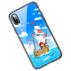 Husa iPhone XS Max 6.5'' Pattern Printing Rock, Captain