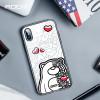 Husa iPhone XS Max 6.5'' Pattern Printing Rock, Machine