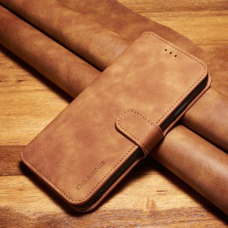 Husa iPhone XS Max 6.5'' Retro Style Leather, Dg.Ming Maro
