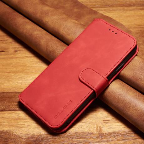 Husa iPhone XS Max Retro Style Leather, Dg.Ming Rosie