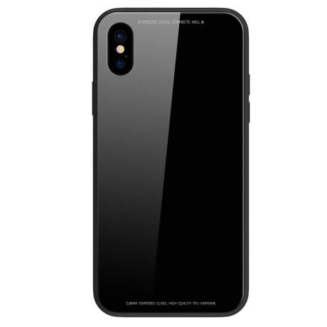 Husa iPhone XS Max '', Drop-Proof, Sulada Neagra