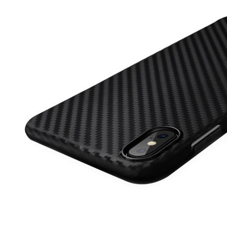 Husa iPhone XS MAX, Hoco Delicate Shadow Neagra