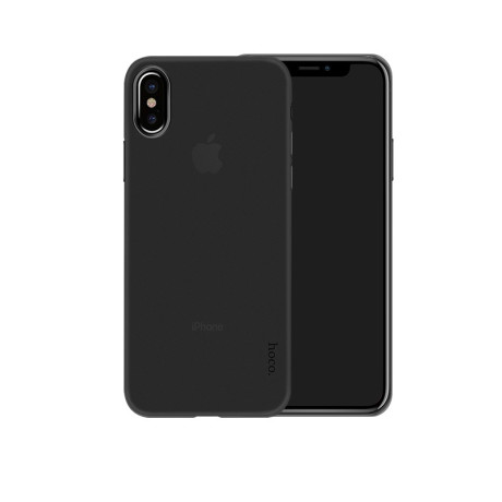 Husa iPhone XS Max, Hoco Thin Series Fumuriu Mat