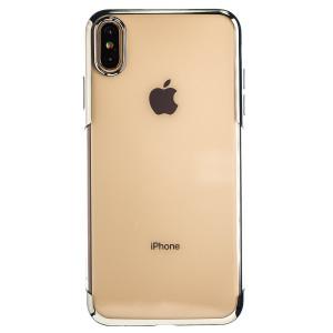 Husa iPhone XS Max Shining, Baseus Argintiu