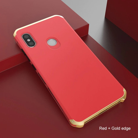 Husa iPhone XS Max Shockproof Armor Cover, Rama Aurie