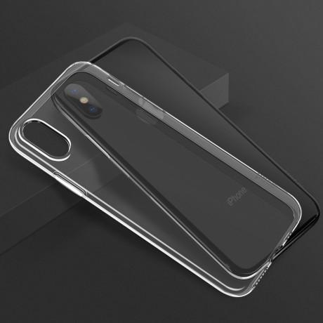 Husa iPhone X/XS Hoco Light TPU Transparenta