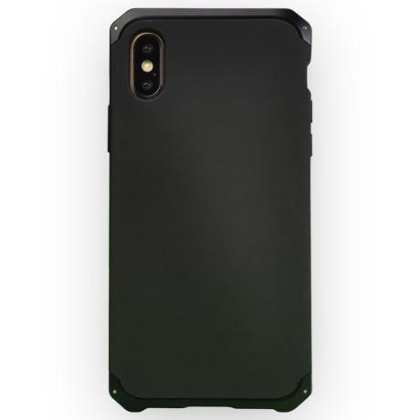 Husa iPhone X/XS Shockproof Armor Cover, Rama Neagra
