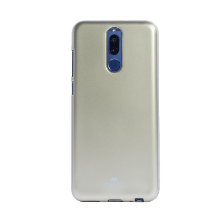 Husa Jelly Huawei Mate 10 Lite Auriu Goospery