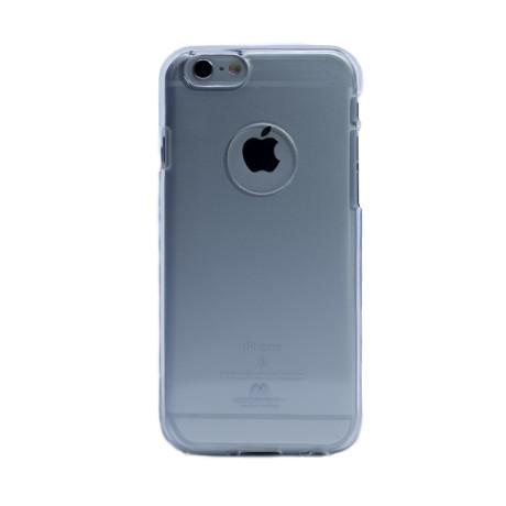 Husa Jelly Iphone 6/6S Transparent Goospery