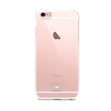 Husa Jelly iPhone 7/8/SE 2 Transparent Goospery