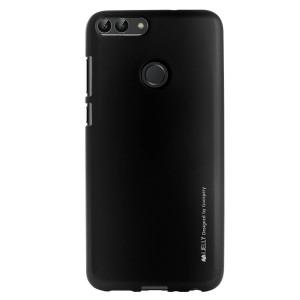 Husa Jelly Metal Huawei P Smart, Goospery Neagra