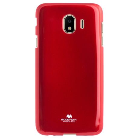 Husa Jelly Samsung Galaxy J4 2018, Goospery rosie