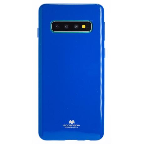 Husa Jelly Samsung Galaxy S10 , Albastru
