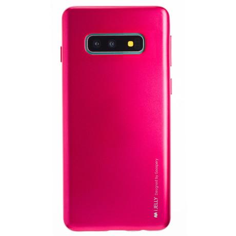 Husa Jelly Samsung Galaxy S10 E, Goospery Roz
