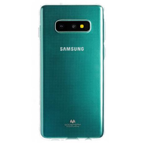 Husa Jelly Samsung Galaxy S10 E, Goospery Transparenta