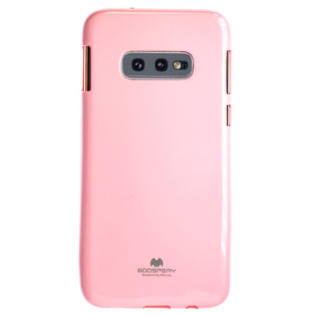 Husa Jelly Samsung Galaxy S10 E, Roz
