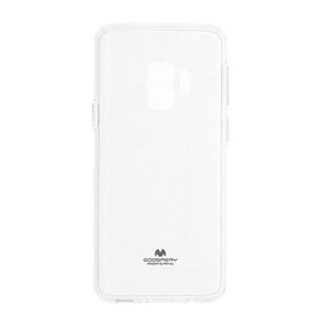 Husa Jelly Samsung Galaxy S9 Plus Transparent Goospery